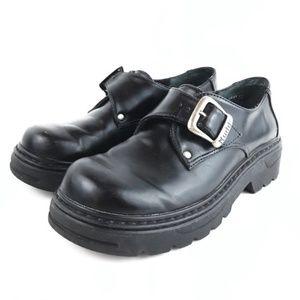 Vintage | Platforms Goth Creepers 90s Grunge Mudd
